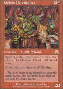 Goblin Pyromancer