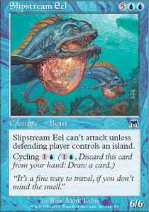 Slipstream Eel