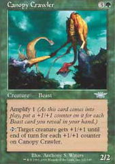 Canopy Crawler on Channel Fireball