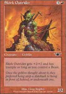 Skirk Outrider