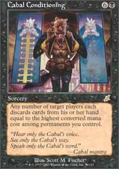 Cabal Conditioning on Channel Fireball