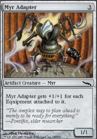 Myr Adapter