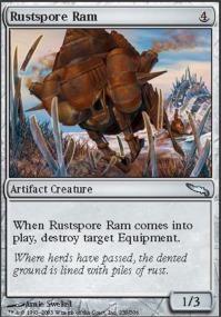 Rustspore Ram