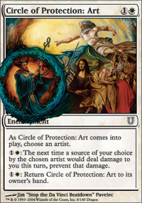 Circle of Protection: Art