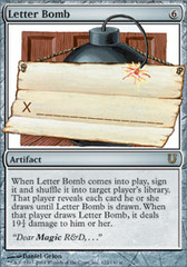 Letter Bomb