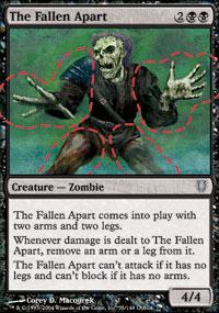 The Fallen Apart