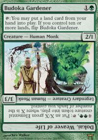 Budoka Gardener