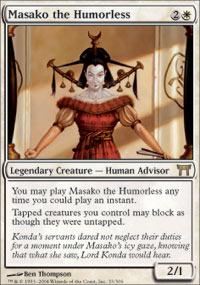 Masako the Humorless