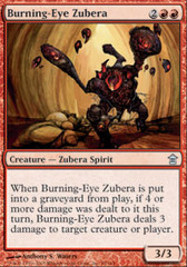 Burning-Eye Zubera on Channel Fireball