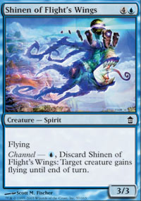 Shinen of Flights Wings
