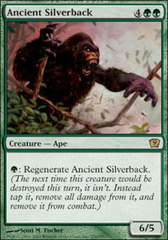 Ancient Silverback on Channel Fireball