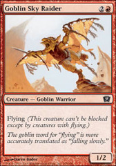 Goblin Sky Raider on Channel Fireball