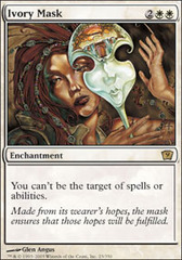 Ivory Mask on Channel Fireball