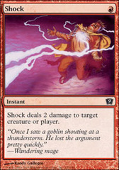 Shock on Channel Fireball