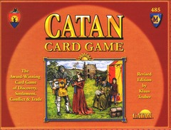 The Settlers of Catan REPLACEMENT Cards