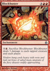 Blockbuster on Channel Fireball