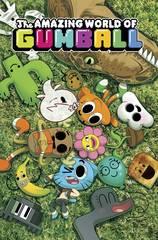 Amazing World Of Gumball #4 Main Cvrs (C: 1-0-0)