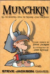 Munchkin - Core Game (Steve Jackson Games)