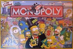Monopoly - Simpsons