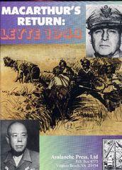 MacArthur's Return - Leyte 1944