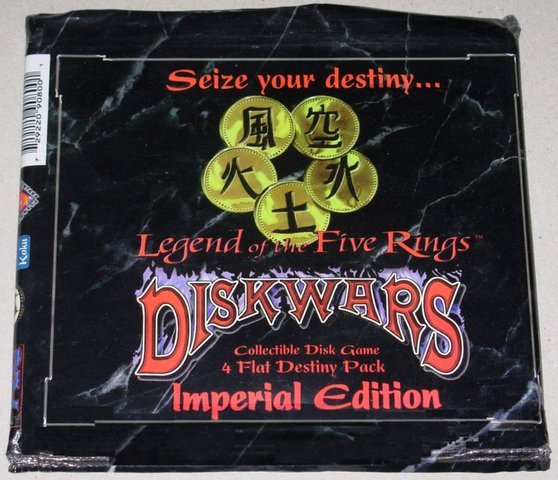Diskwars: Legend of the Five Rings