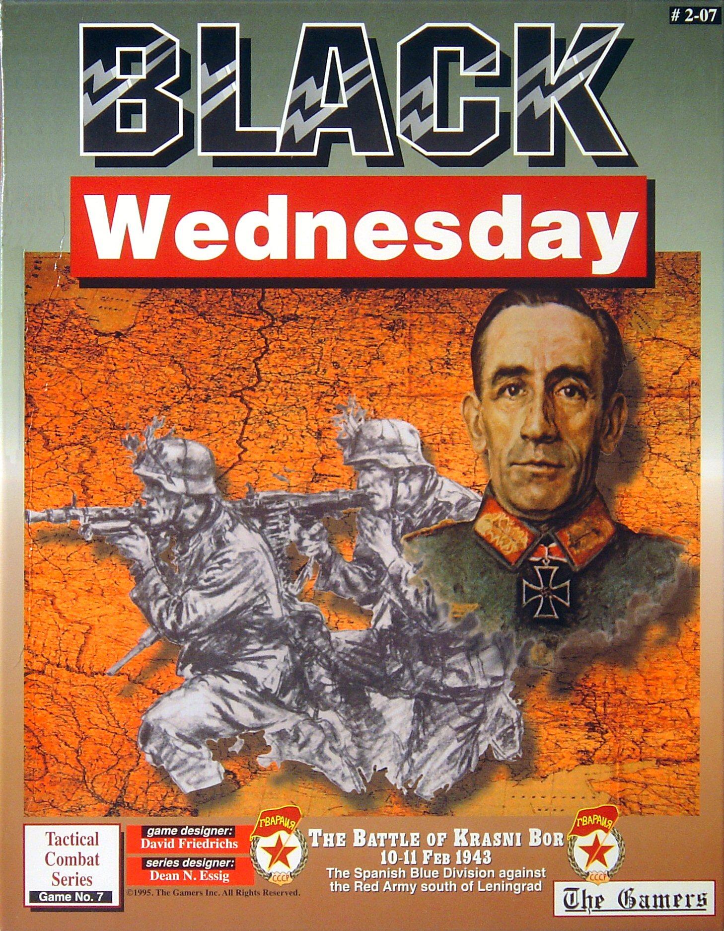 Black Wednesday