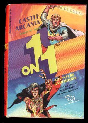 1 on 1 Adventure Gamebooks: Castle Arcania