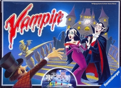 Vampire Board Game OOP