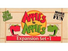 Apples to Apples - Expansion Set #1