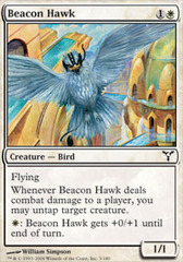 Beacon Hawk on Channel Fireball