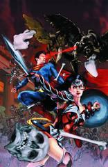 Smallville Season 11 Tp Vol 05 Olympus
