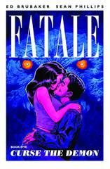Fatale Tp Vol 05 Curse The Demon (Mr)