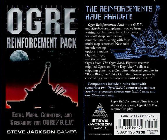 Ogre Reinforcement Pack