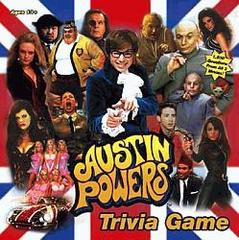 Austin Powers Trivia Game