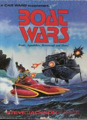 Boat Wars, A Car Wars Supplement