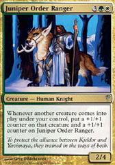 Juniper Order Ranger