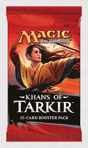 Khans of Tarkir Booster Pack