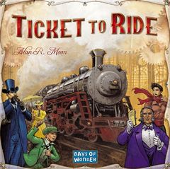 Ticket to Ride (Days of Wonder)