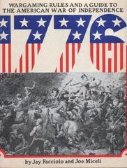 1776 Wargaming Rules