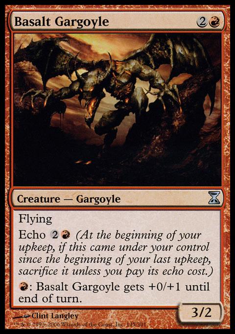 Basalt Gargoyle