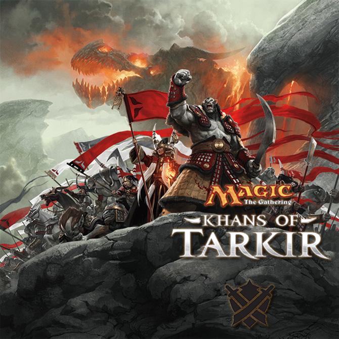 MTG Khans of Tarkir Intro Packs: Set of 5 Decks