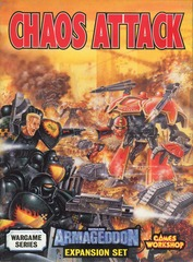 Battle for Armageddon Expansion Set : Chaos Attack