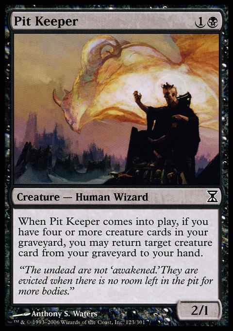 Pit Keeper