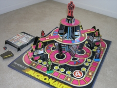The World of Micronauts Game