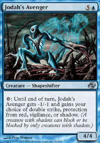 Jodahs Avenger