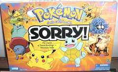 Sorry! - Pokemon