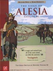 Siege of Alesia: Gaul, 52 BC - GMT