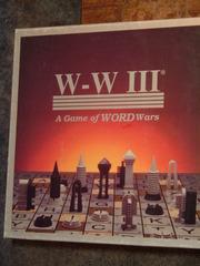 Word Wars III: A game of Word Wars