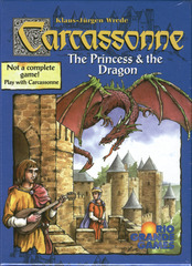 Carcassonne - The Princess & the Dragon (Rio Grande Games)