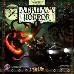 Arkham Horror 3rd edition: core set